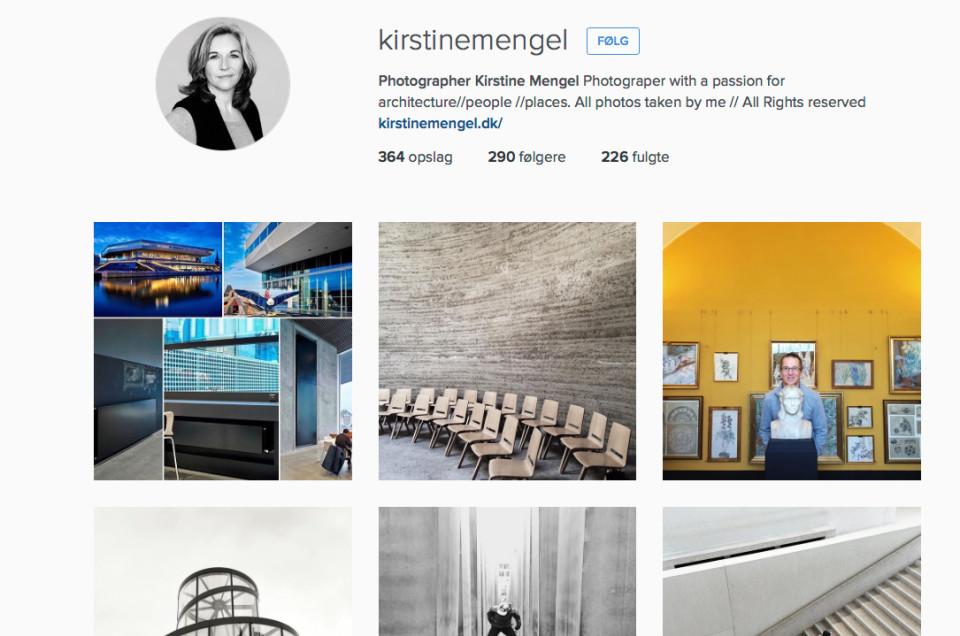 Fotografens 7 bedste råd til Instagram