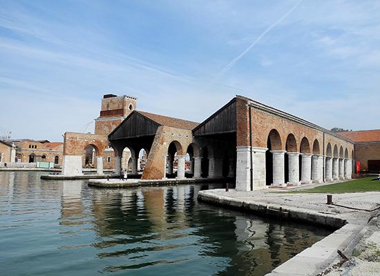 I Venedig med arkitekturnørderne