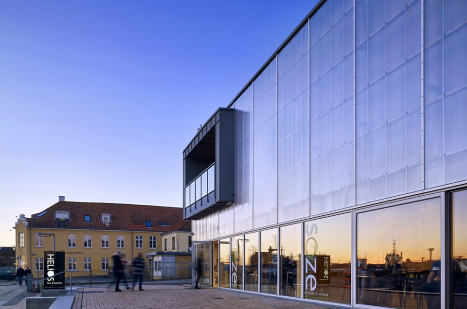 Helios- Faaborgs nye kulturhus