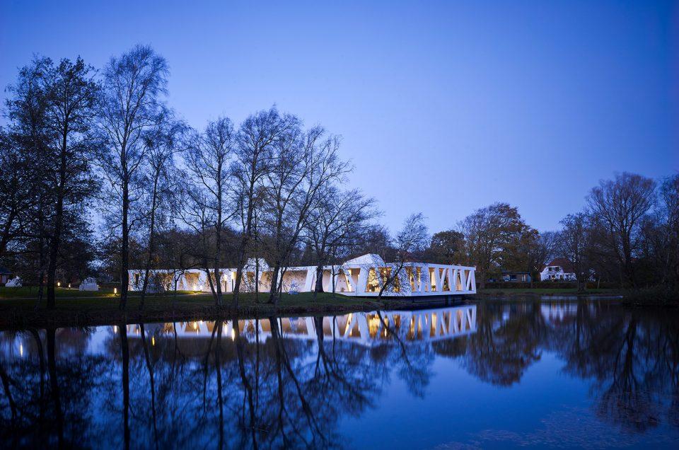 Magisk Kunstpavillon i det vestjyske